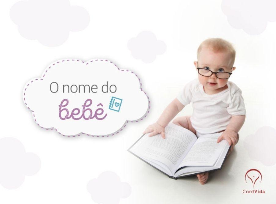 Acesse o Gerador de nomes de bebês e escolha o seu